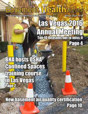BHA Hosts OSHA Confined Spaces Training