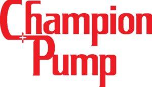 Champion Pump